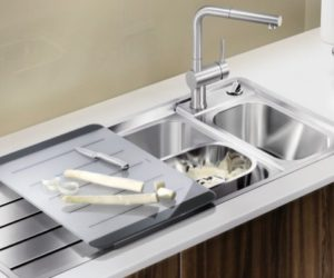 Tips Mencegah Noda Membandel Di Perabot Dapur Stainless Steel