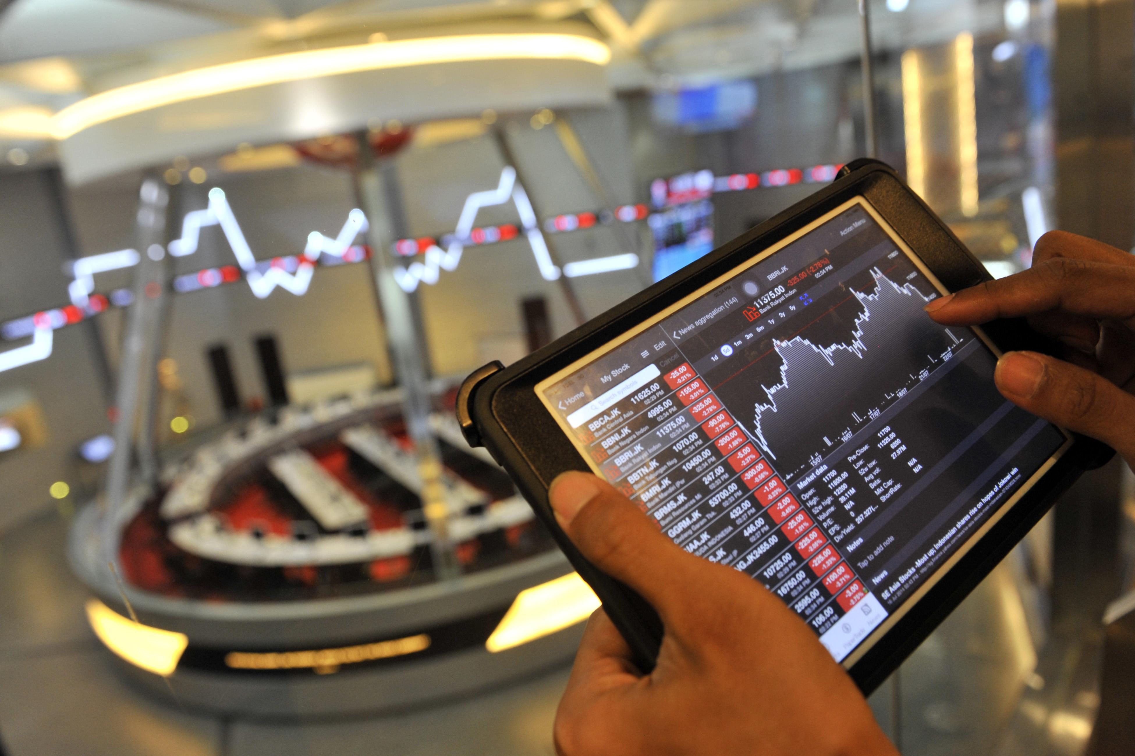 Perkembangan Bursa Efek di Indonesia