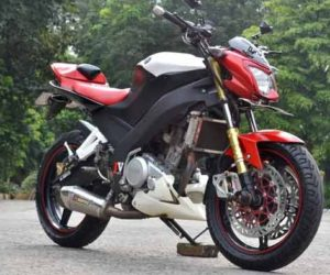 Ini Dia Cara Modifikasi Yamaha New Vixion New Lightning Menjadi Yamaha R6 Naked