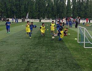 Perlukah Anak Laki-laki Bersekolah Bola?