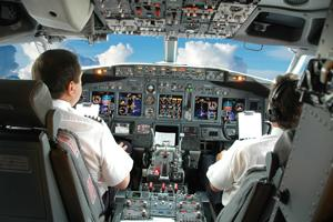 Jam Terbang Pilot Yang Tinggi