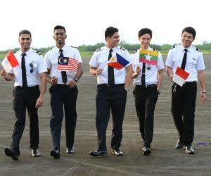 Mendaftar Sekolah Penerbangan Yang Ada di Indonesia Tapi Berlatih Di Luar Negeri? Bisakah?