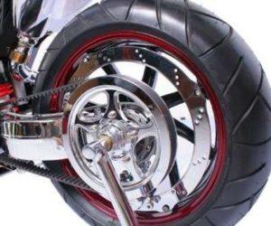 Aksesoris Yang Tidak Boleh Dipasang Di Sepeda Motor