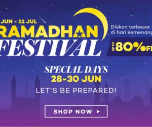 Kejutan Apa yang Diberikan Lazada Selama Ramadhan?