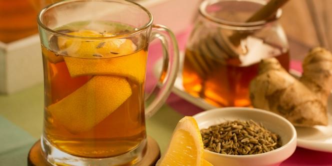 macam macam minuman teh jahe