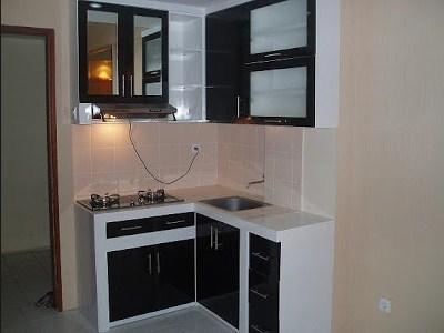 Karakteristik Dapur Bersih Minimalis Modern