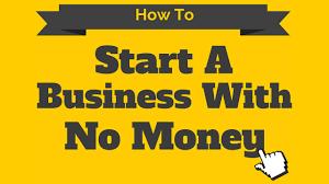 Tips Menjalankan Bisnis Tanpa Adanya Modal
