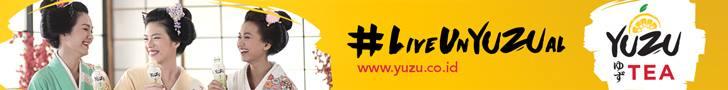 Minuman Yuzu Sebagai Minuman Menyegarkan Di Indonesia