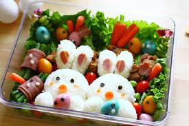 Kreasi Makanan anak
