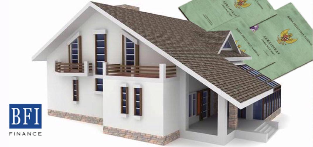 Cara Mengajukan Pinjaman Sertifikat Rumah
