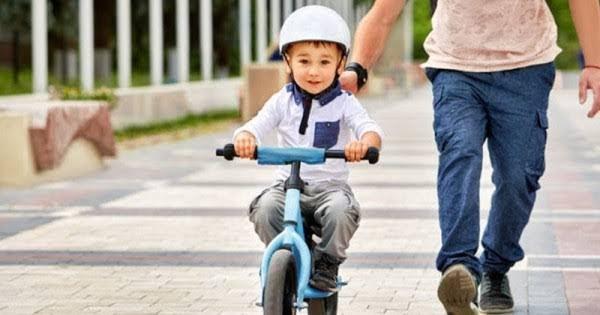belajar sepeda