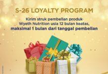 Program loyalty susu
