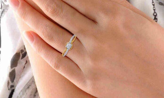 cincin kawin mewah